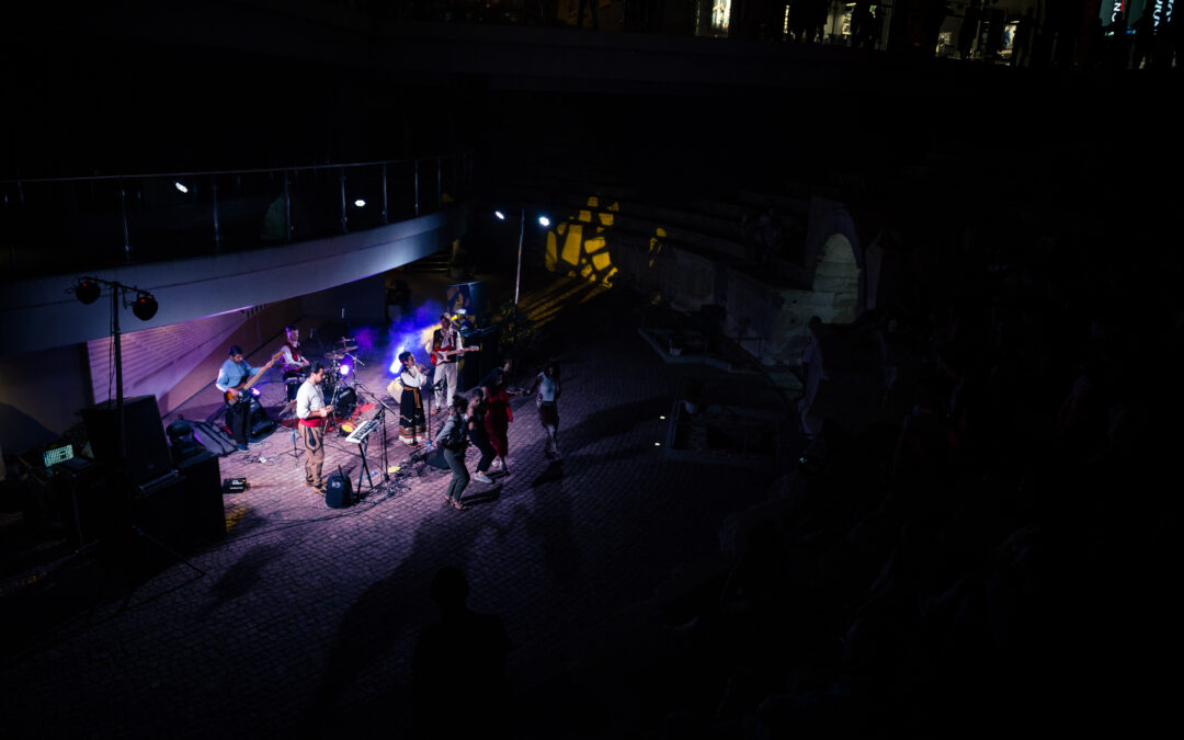 Outhentic with a concerts in Plovdiv and Ruse